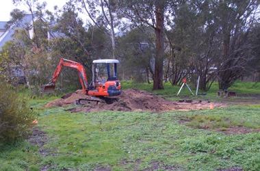 Wonga Park Excavation Croped