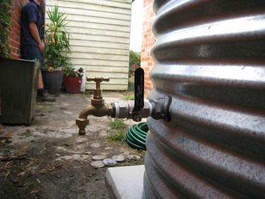 Rainwater Tank Tap