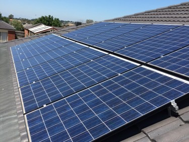 Trina Solar Power System
