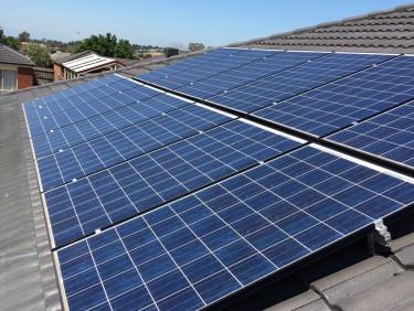 3.5kW Trina Solar Power System