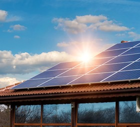 Solar panels are important for making your home more energy efficient and for saving money